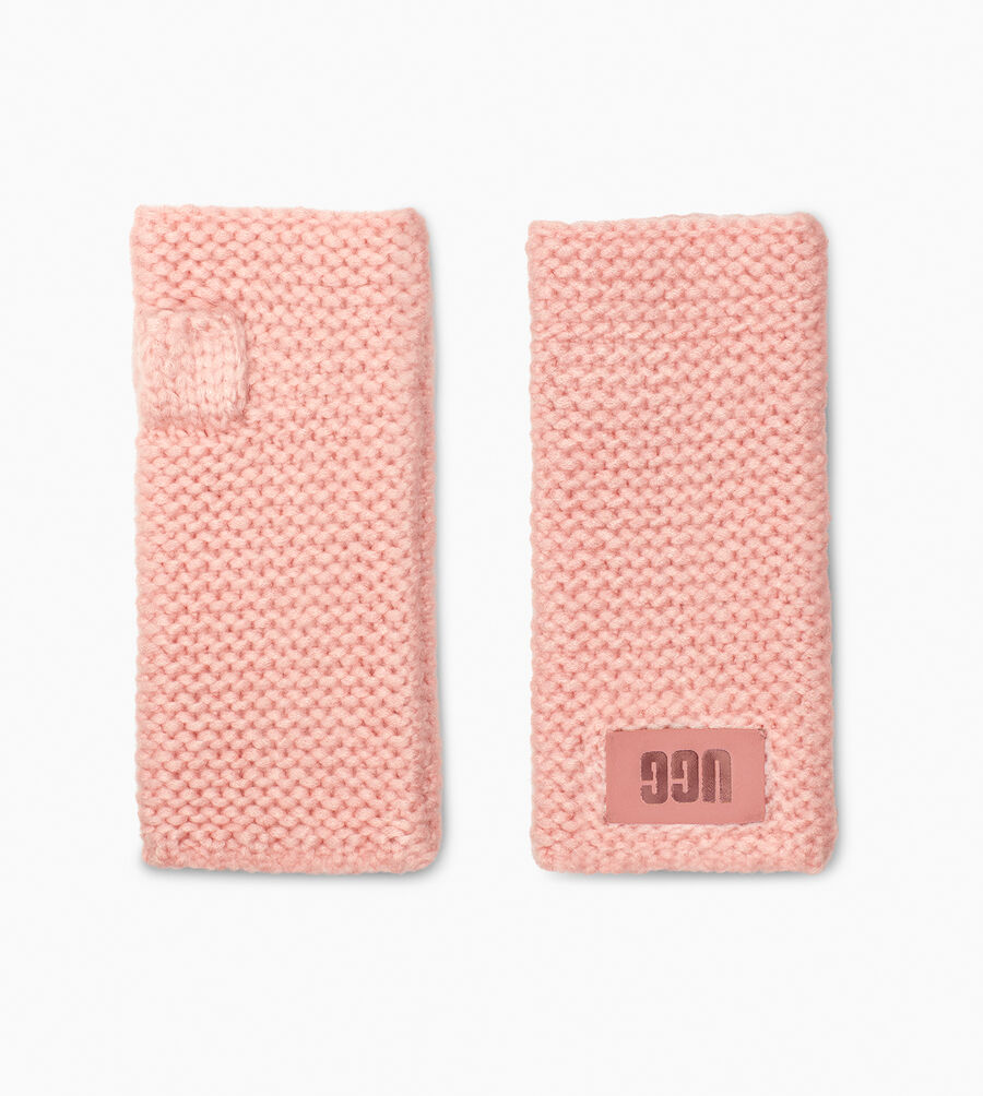 Fingerless Knit Glove - Image 2 of 2