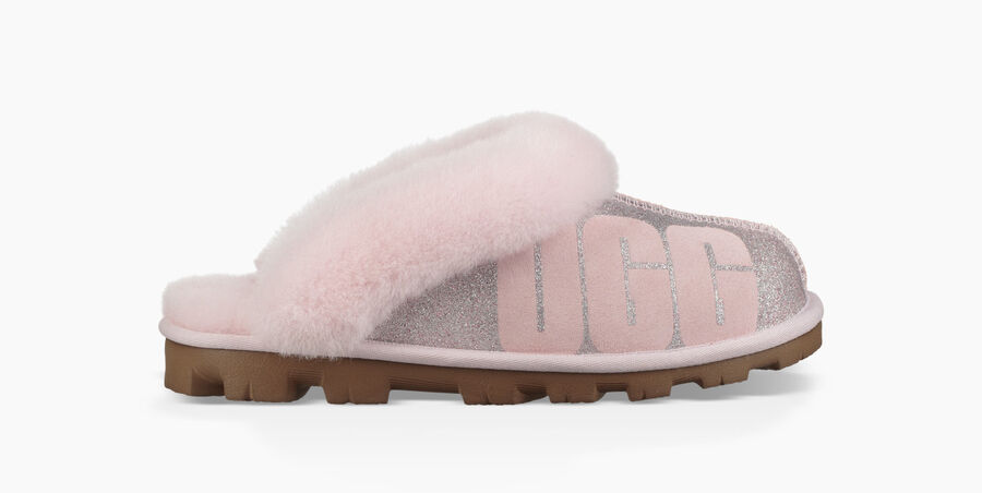 Coquette UGG Sparkle Slipper - Image 1 of 6