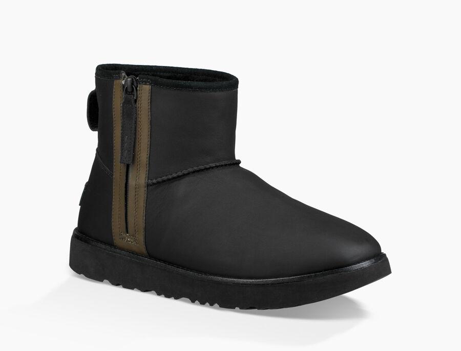 Classic Mini Zip Waterproof Boot - Image 2 of 6