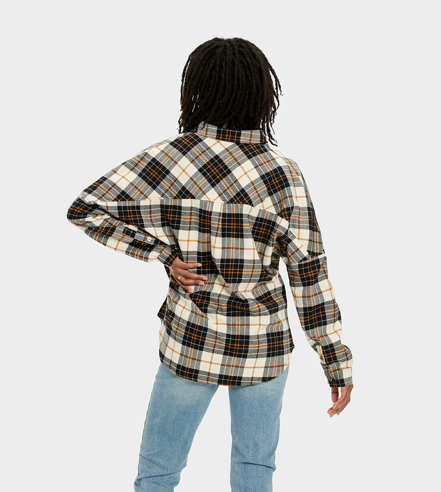 Deborah Flannel Shirt - Image 2 of 6