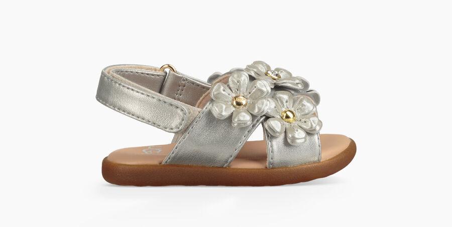 Allairey Shimmer Sandal - Image 1 of 6