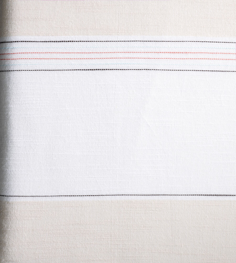 Oxford Stripe Duvet - Image 3 of 3