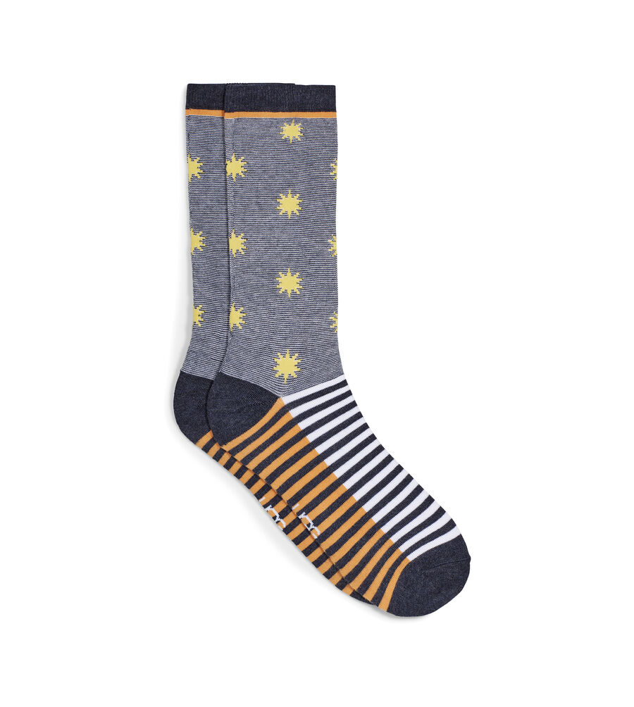 Owen Novelty Crew Sock - Image 2 of 2