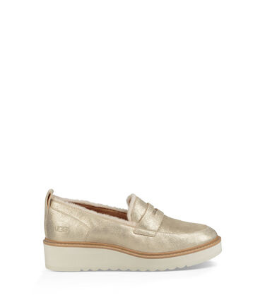 Atwater Metallic Loafer