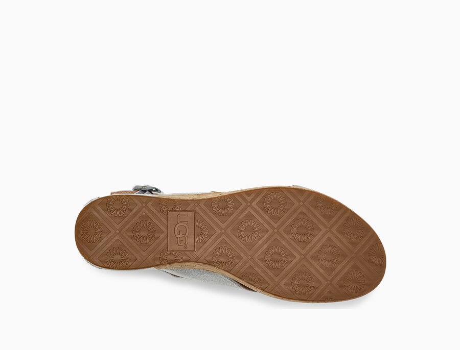 Shoshana Metallic Sandal - Image 6 of 6