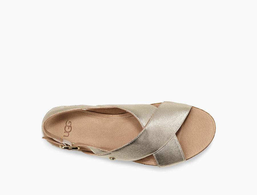 Shoshana Metallic Sandal - Image 5 of 6