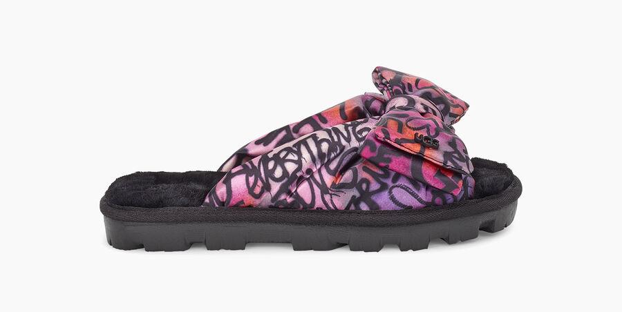 Lushette Pop Graffiti Puffer - Image 1 of 6