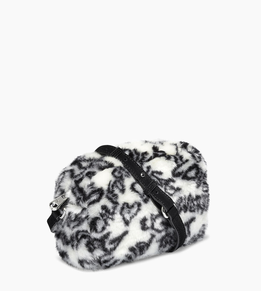 Janey Crossbody Faux Fur - Image 2 of 5
