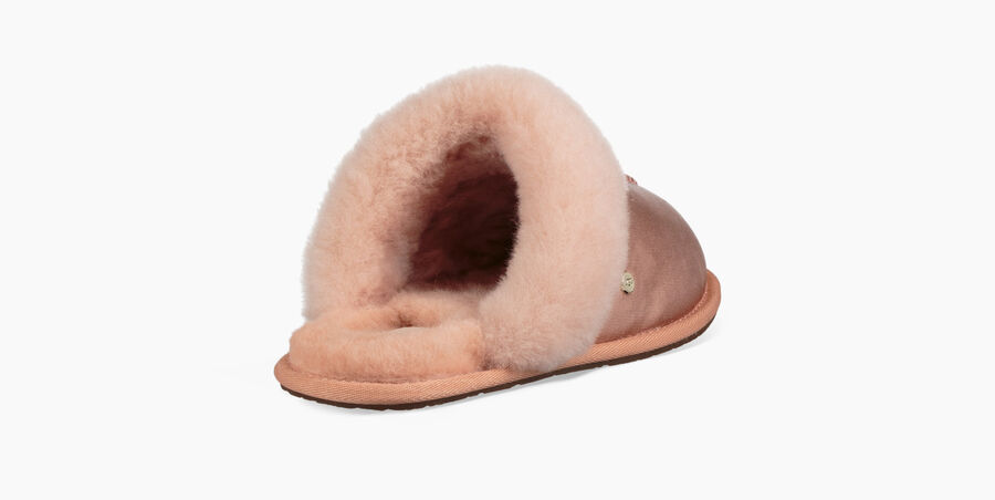 Scuffette II Satin Slipper - Image 4 of 6