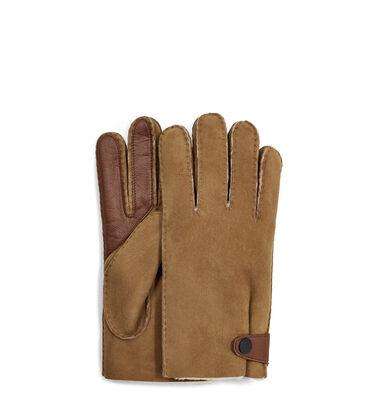 Sheepskin Side Tab Tech Glove