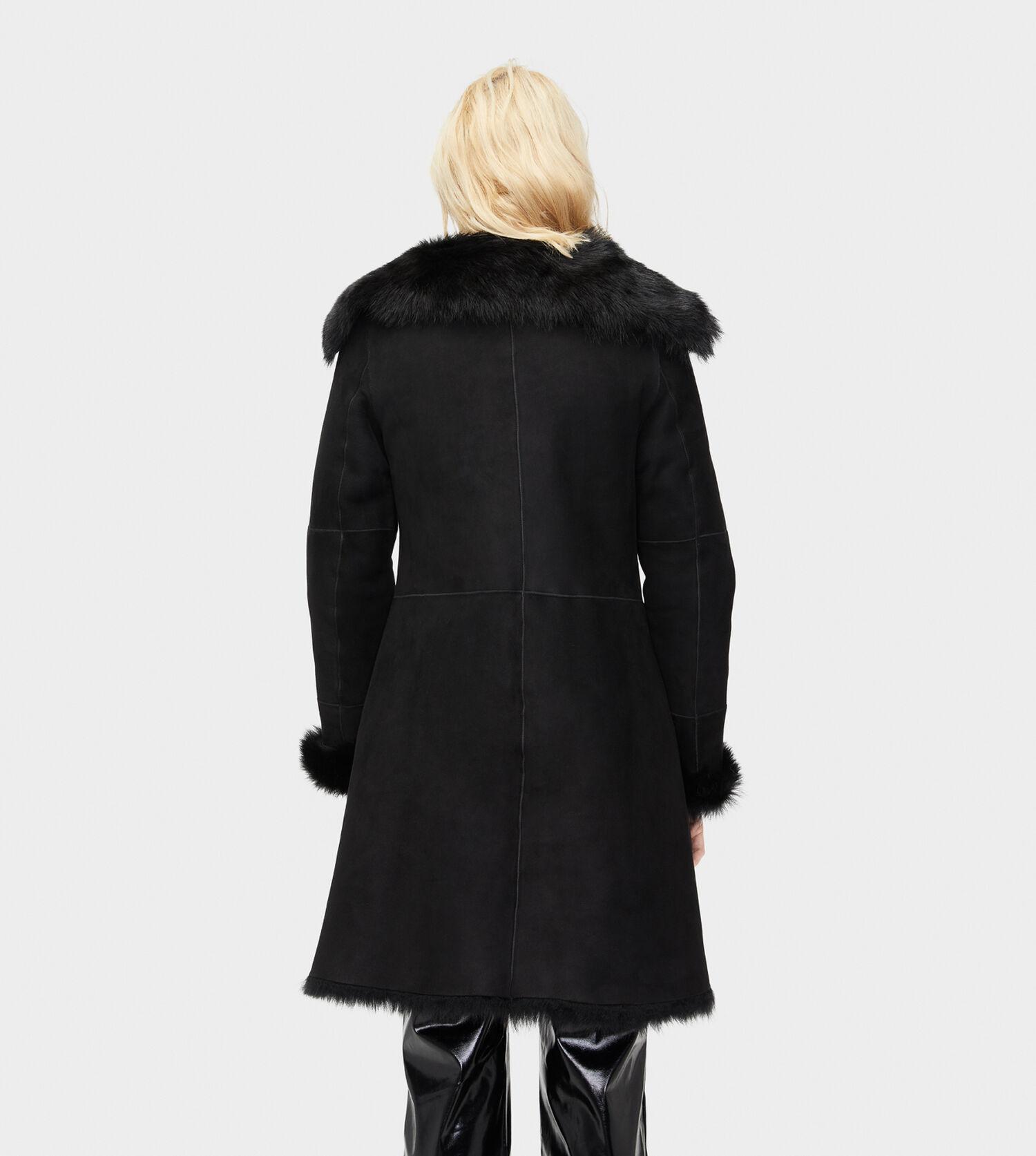 55a5cc2ca Women's Share this product Vanesa Toscana Shearling Coat