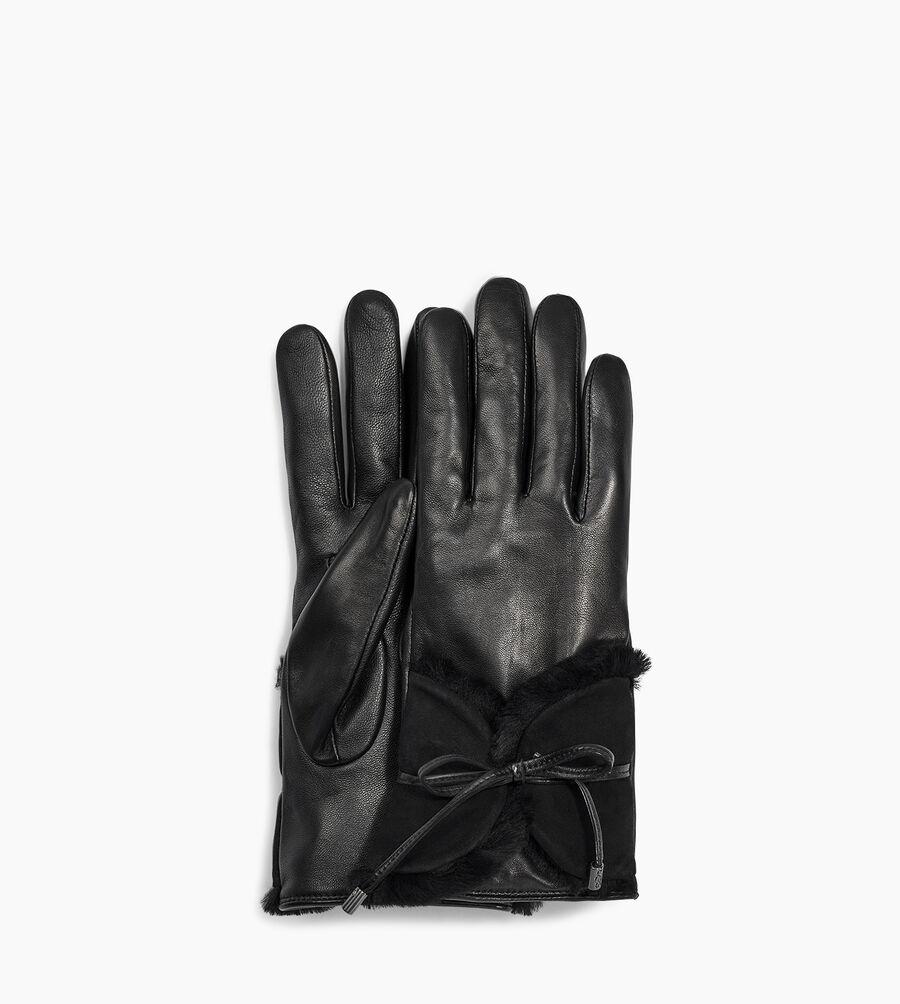 Combo Sheepskin Trim Glove - Image 1 of 2