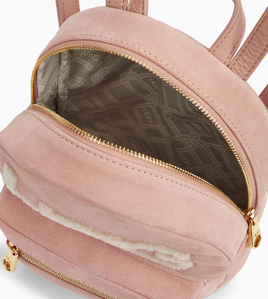 Dannie Mini Backpack Sheepskin - Image 4 of 4