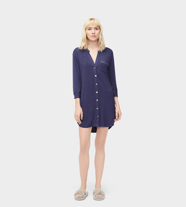 Vivian Knit Sleep Dress