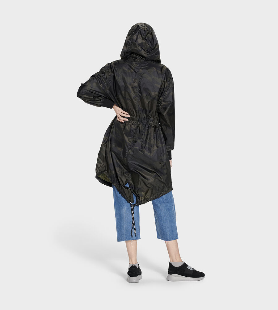 Carinna Hooded Anorak Jacket - Image 2 of 5
