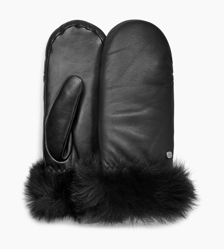 Leather Mitten
