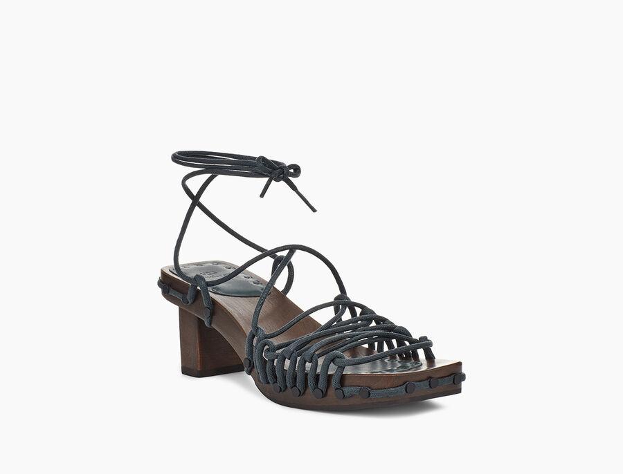 UGG + Eckhaus Latta Lace On Lace Sandal - Image 2 of 6