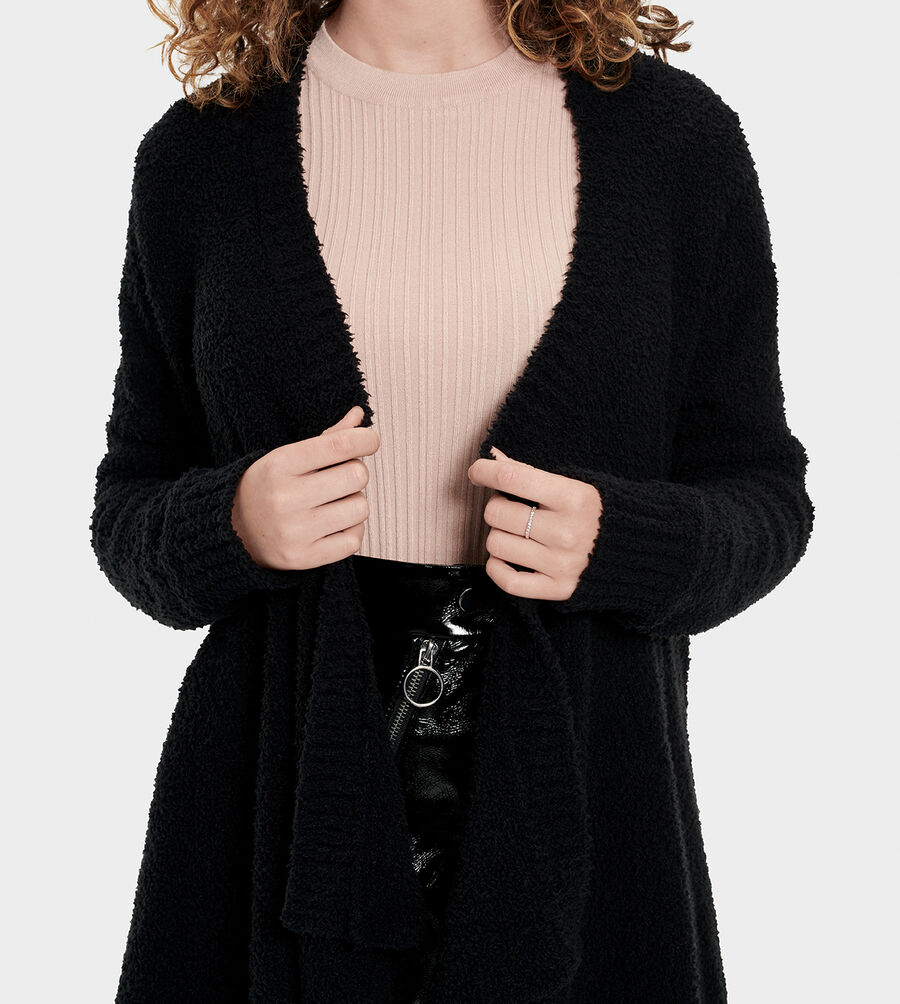 Phoebe Wrap Cardigan - Image 4 of 6
