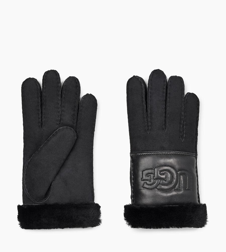 Sheepskin Logo Glove - Image 2 of 3