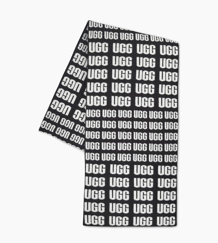 UGG Repeat Logo Scarf