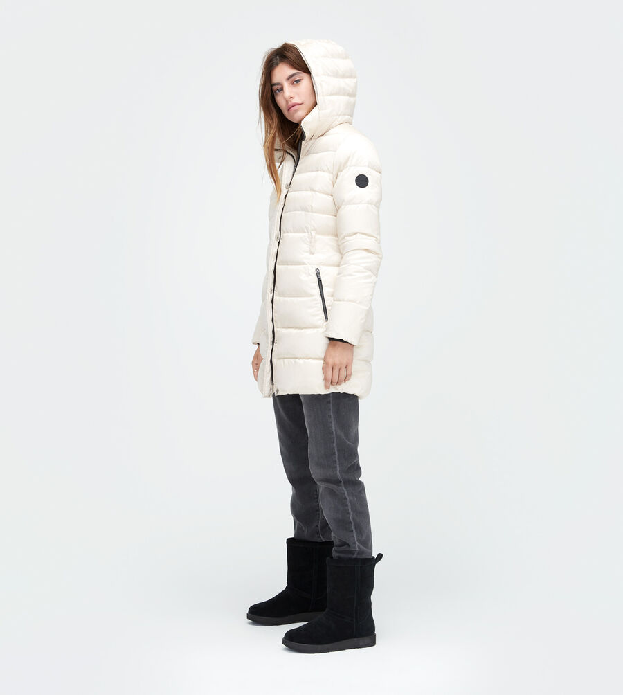 Belted Down Jacket - Image 5 of 5
