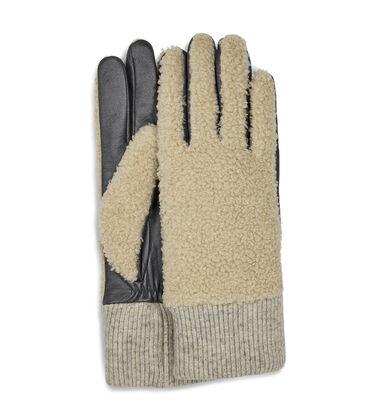 Faux Sherpa Glove