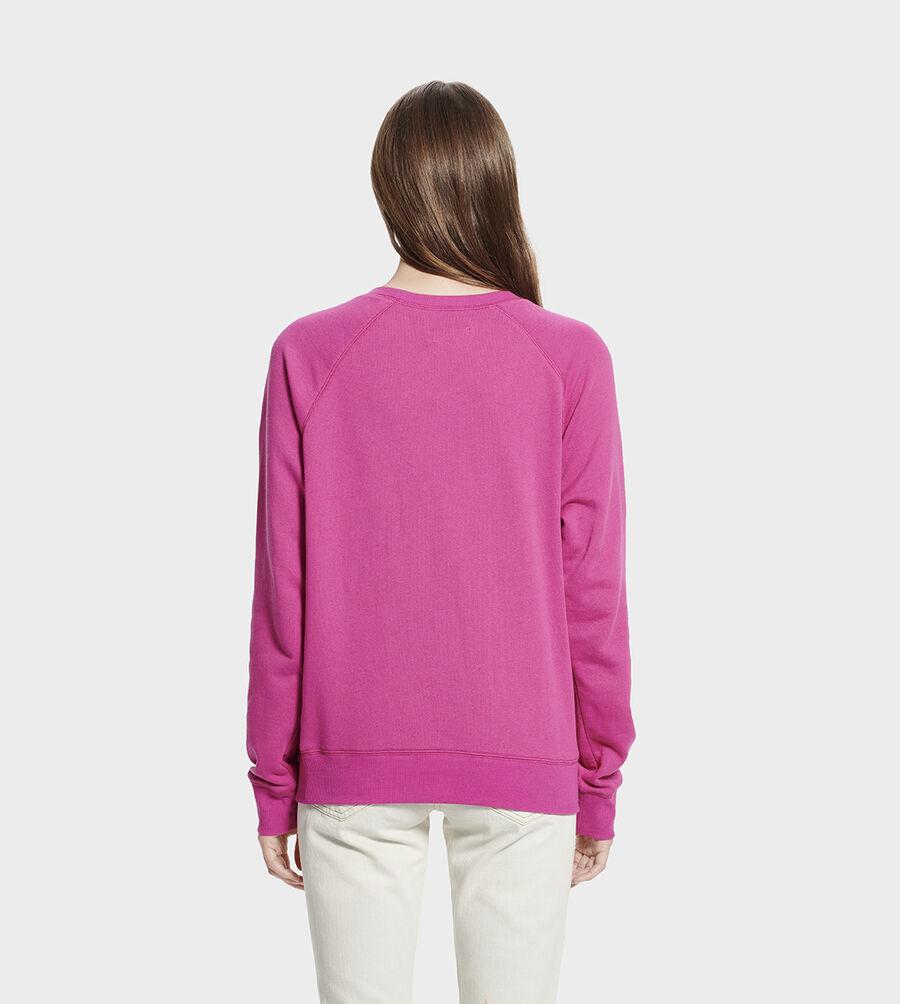 Fuzzy Logo Crewneck Sweatshirt - Image 2 of 6