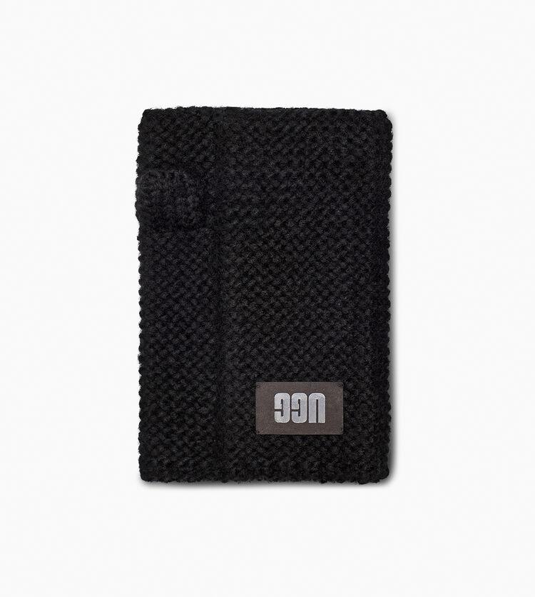 Fingerless Knit Glove