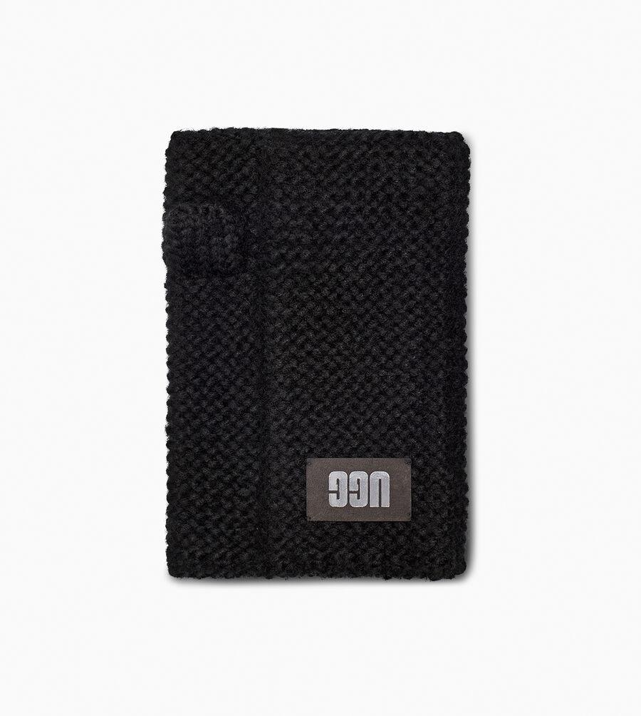 Fingerless Knit Glove - Image 1 of 2