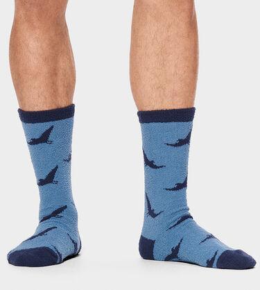 Clint Novelty Crew Sock