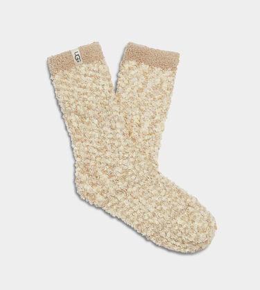 Cozy Chenille Sock