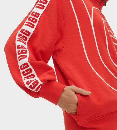 Reverie Track Jacket UGG Alternative View