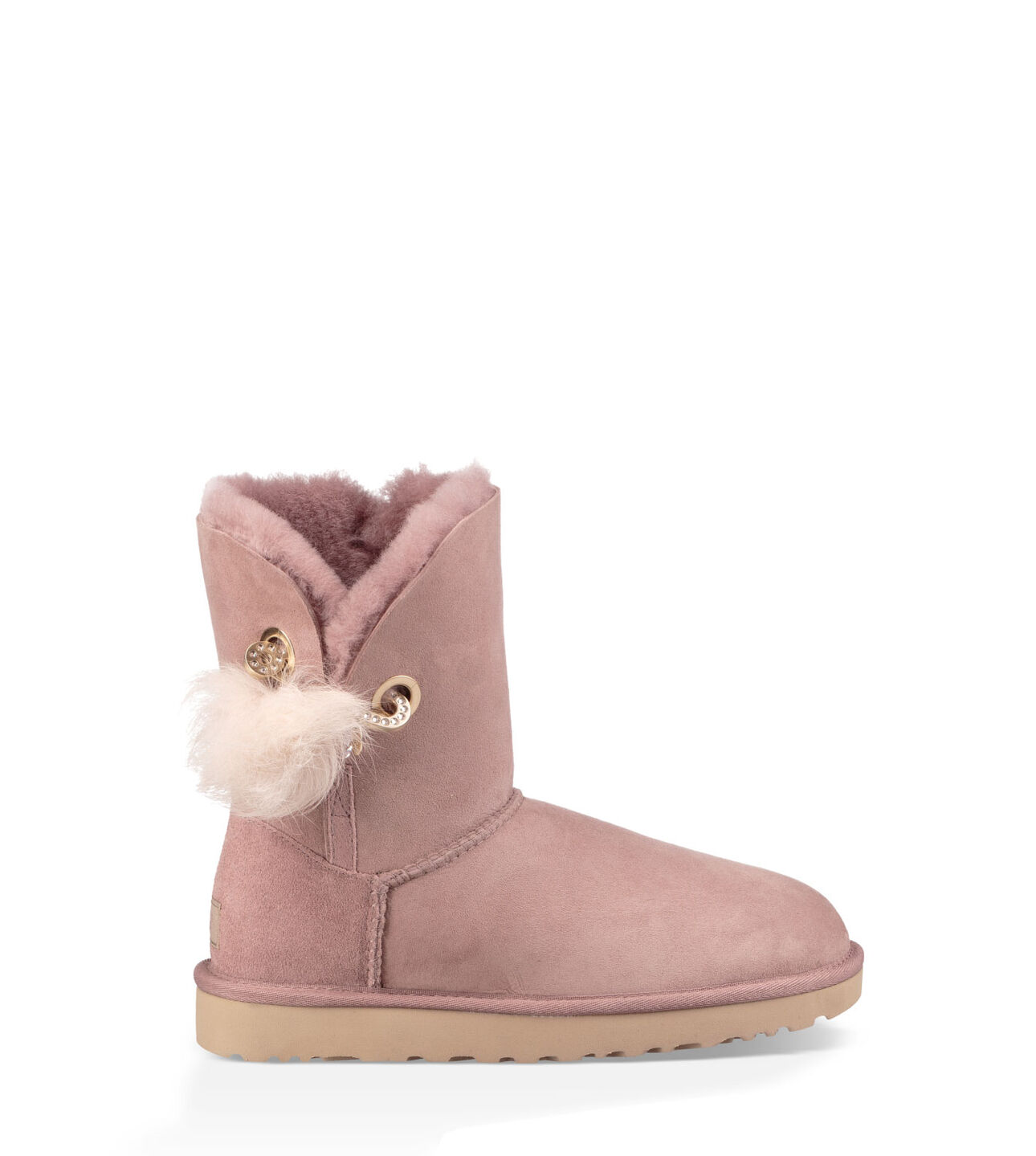 035d3685139c2 Ugg Boots With Pom Poms