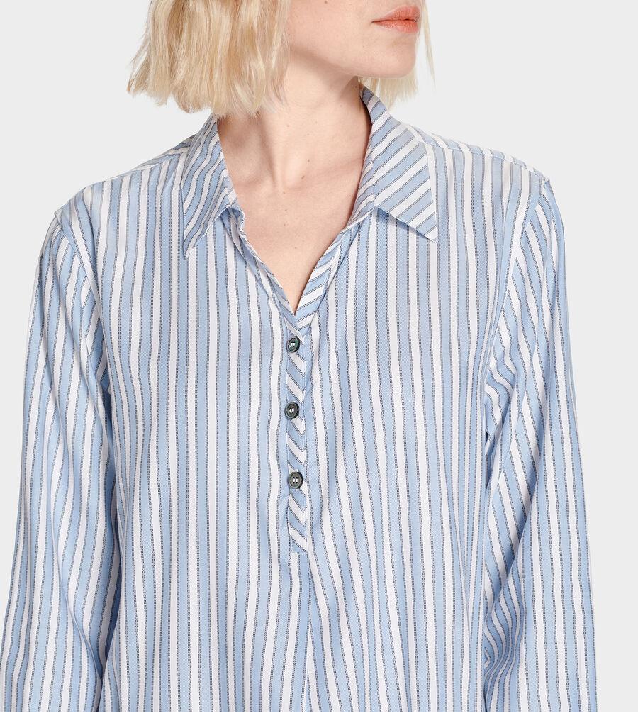 Gabri Stripe Sleep Dress - Image 4 of 5