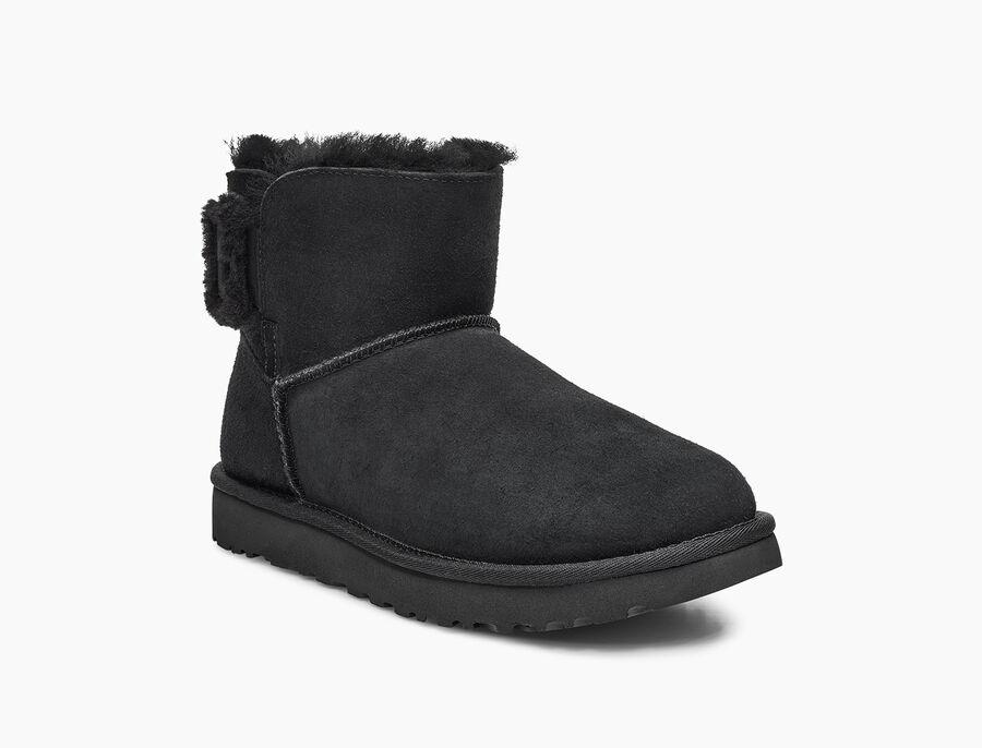 Mini Bailey Fluff Buckle Boot  - Image 2 of 6