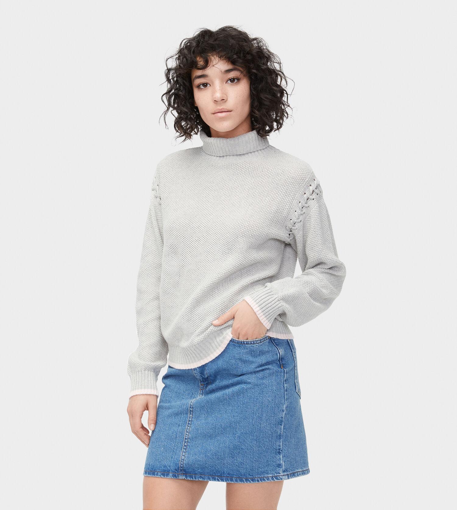 0f6eae9bbb6 Zoom Gisele Turtleneck Sweater - Image 1 of 4