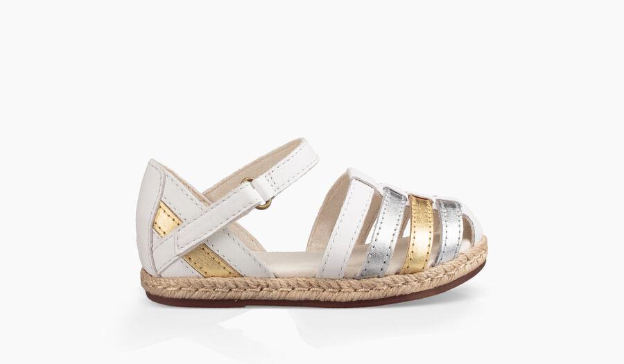 Matilde Metallic Sandal - Image 1 of 6
