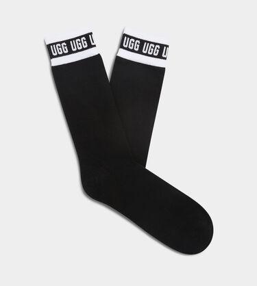 UGG Graphic Crew Sock