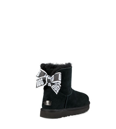 Customizable Bailey Bow Mini Boot