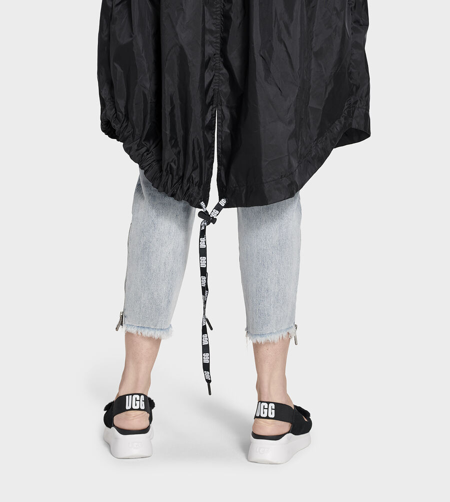 Carinna Hooded Anorak Jacket - Image 5 of 5