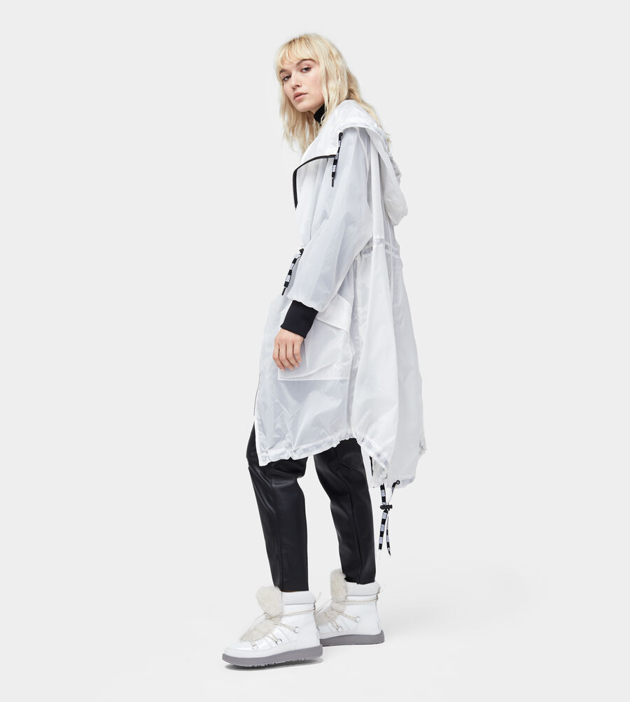 Carinna Hooded Anorak - Image 3 of 6