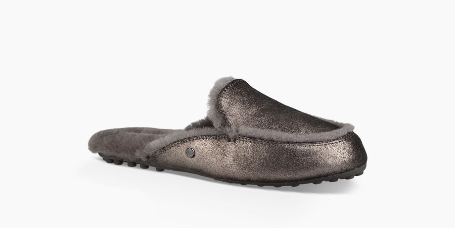 Lane Metallic Loafer - Image 2 of 6