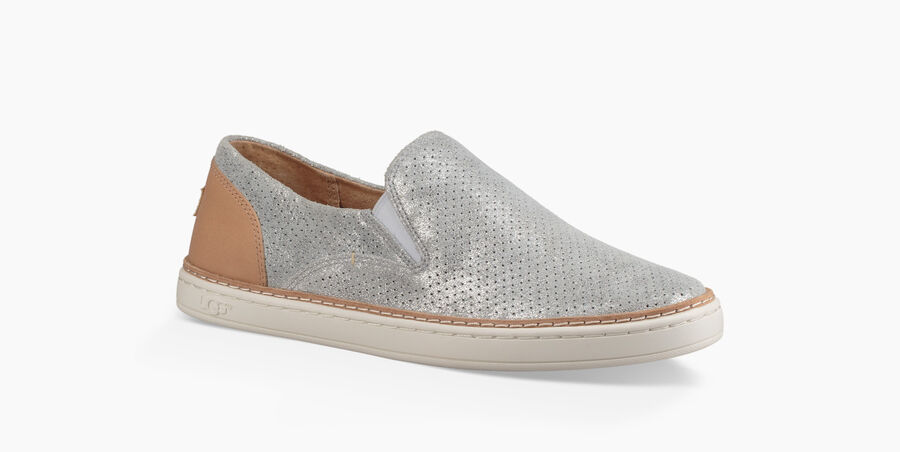 Adley Perf Stardust Slip-On - Image 2 of 6