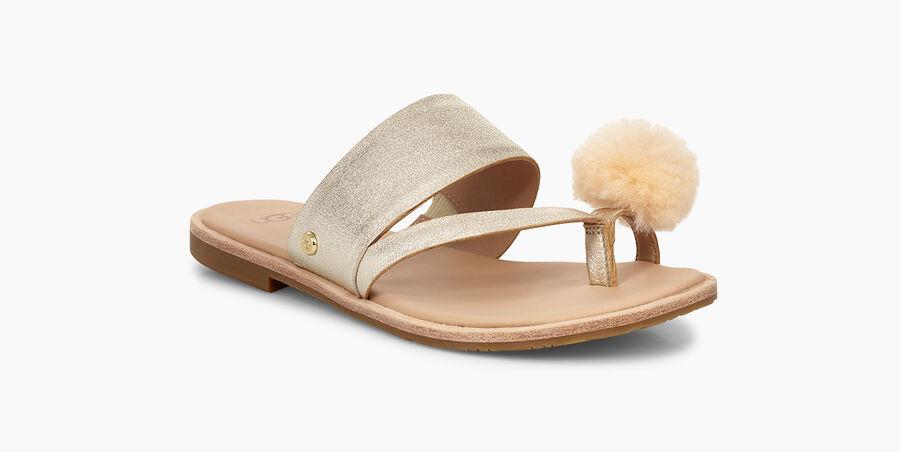Hadlee Metallic Sandal - Image 2 of 6