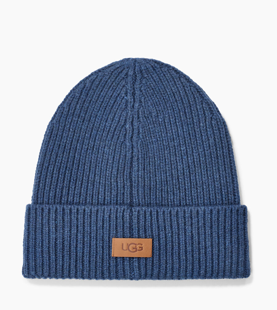 Wide Cuff Rib Hat - Image 2 of 2