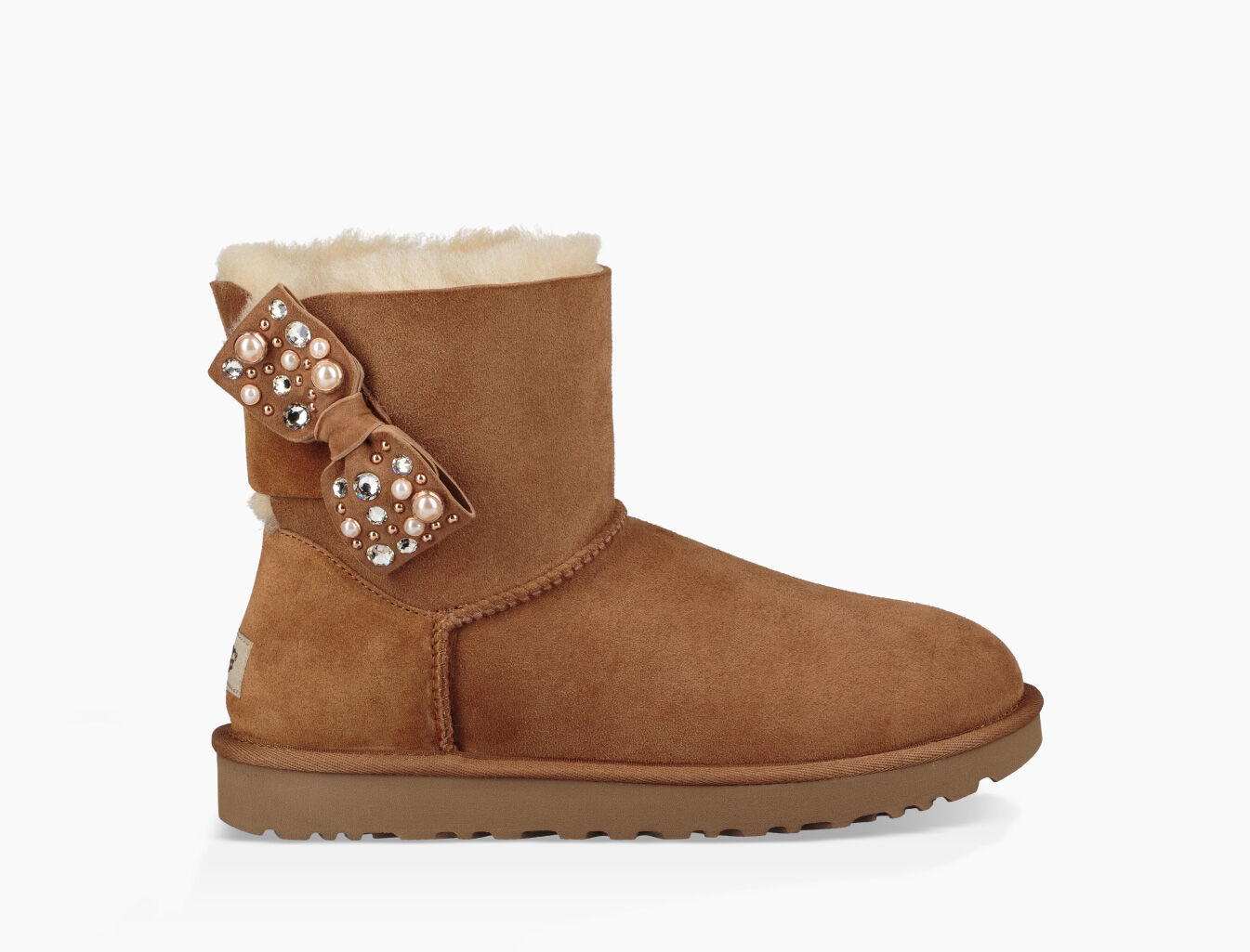 best price on uggs bailey bow