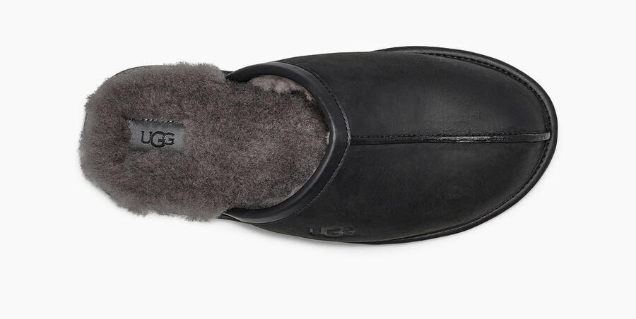 Scuff Leather Slipper - Image 5 of 6
