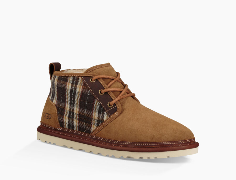 Neumel Pendleton Plaid Boot - Image 2 of 6