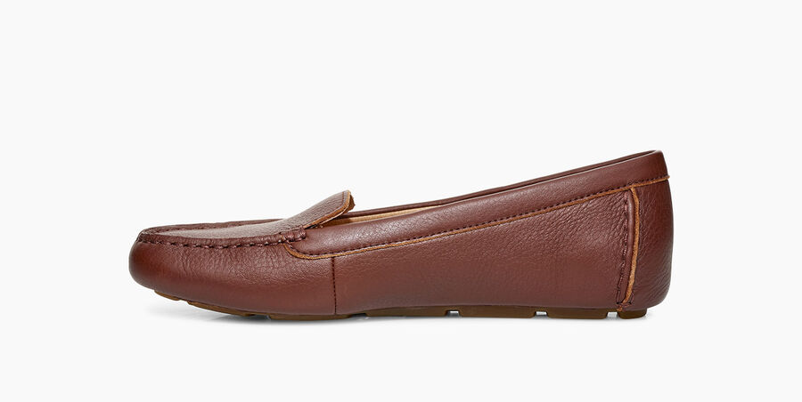 Flores Leather Flat - Image 3 of 6