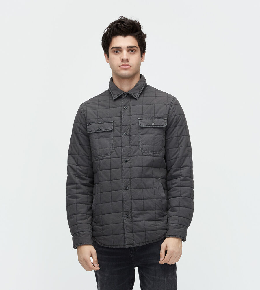 Trent Quilted Shirt Jacket - Image 5 of 5